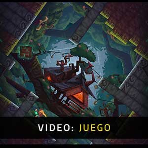 Tetragon Vídeo Del Juego