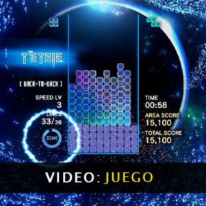 Tetris Effect Connected Vídeo del juego