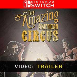 The Amazing American Circus Nintendo Switch Vídeo En Tráiler
