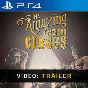 The Amazing American Circus Ps4 Vídeo En Tráiler