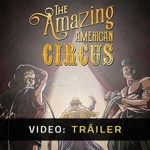 The Amazing American Circus Vídeo En Tráiler