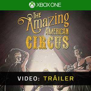 The Amazing American Circus Xbox One Vídeo En Tráiler