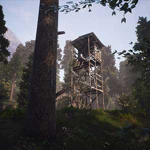 The Beast Inside Torre De Vigilancia