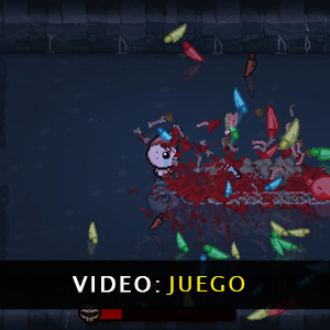 The Binding of Isaac Repentance Vídeo del juego