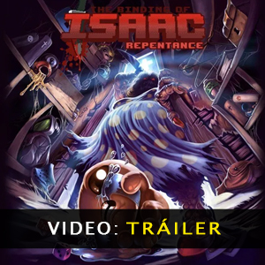 The Binding of Isaac Repentance Vídeo del tráiler