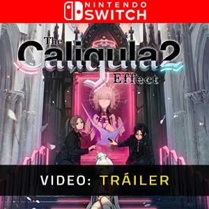 The Caligula Effect 2 Nintendo Switch Video dela campaña