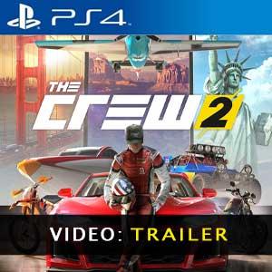 The Crew 2 Vídeo del tráiler