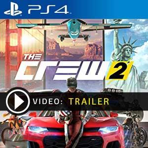 The Crew 2 PS4 Precios Digitales o Edición Física