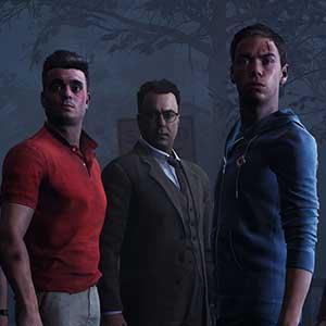 Grupo de supervivientes