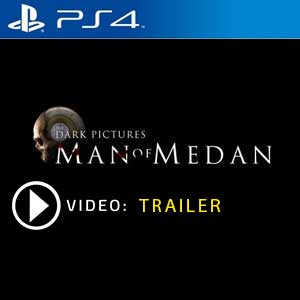 Comprar The Dark Pictures Man of Medan PS4 Barato Comparar Precios