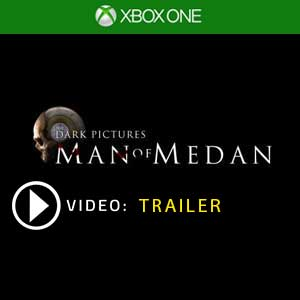Comprar The Dark Pictures Man of Medan Xbox One Barato Comparar Precios