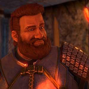 Carácter principal Tungdil