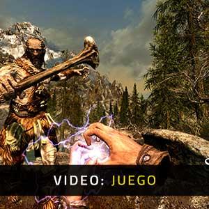 The Elder Scrolls 5 Skyrim VR Video del juego