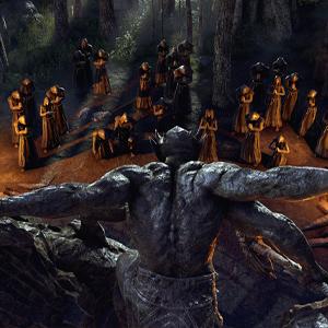 The Elder Scrolls Online Blackwood - Adoradores de Dagon de Mehrunes