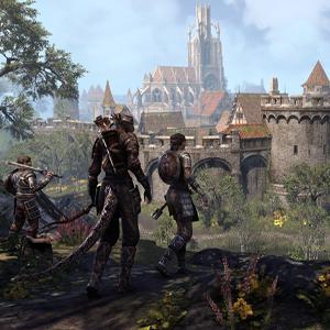 The Elder Scrolls Online Blackwood - Compañeros