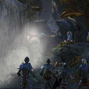 The Elder Scrolls Online Morrowind cascada