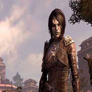 The Elder Scrolls Online Morrowind ciudad