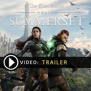 Comprar The Elder Scrolls Online Summerset CD Key Comparar Precios