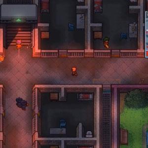 El último recinto penitenciario!