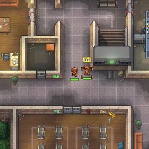 Persiguiendo a las prisiones