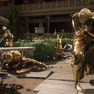 The Forgotten City Estatuas De Oro