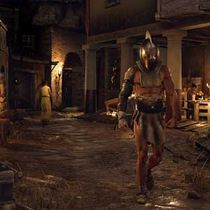 The Forgotten City Gladiator
