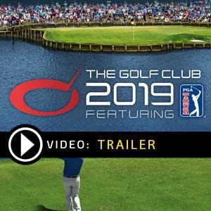 Comprar The Golf Club 2019 featuring PGA TOUR CD Key Comparar Precios