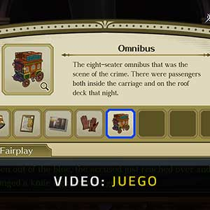 The Great Ace Attorney Chronicles Vídeo Del Juego