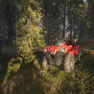 immersive hunting