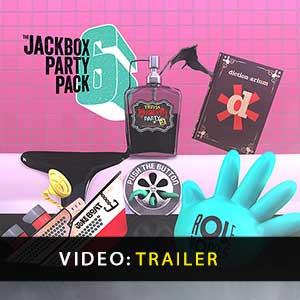 Comprar The Jackbox Party Pack 6 CD Key Comparar Precios