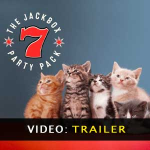 Video del Trailer The Jackbox Party Pack 7