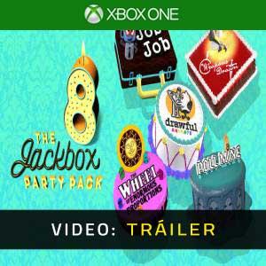 The Jackbox Party Pack 8 Xbox One Vídeo En Tráiler