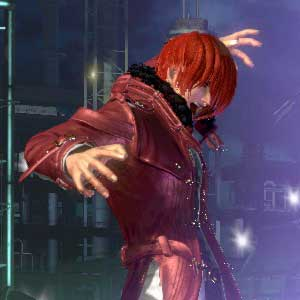 The King of Fighters 14 Iori K