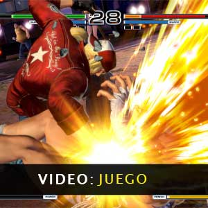 The King of Fighters 14 vídeo de juego