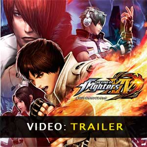 The King of Fighters 14 video trailer