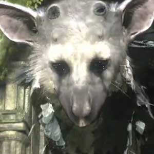 The Last Guardian PS4 Criatura gigante