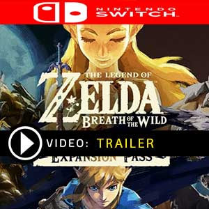 Comprar The Legend of Zelda Breath of the Wild Expansion Pass Nintendo Switch BARATO Comparar Precios
