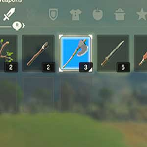 Weapons Inventory