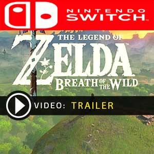 Comprar The Legend of Zelda Breath of the Wild Nintendo Switch BARATO Comparar Precios