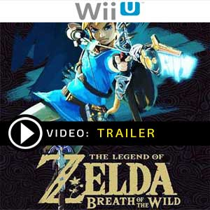 Comprar The Legend of Zelda Breath of the Wild Wii U Descargar Código Comparar precios