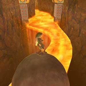 The Legend of Zelda Skyward Sword HD Nintendo Switch Templo De La Tierra