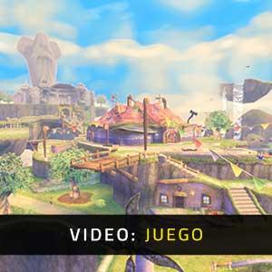 The Legend of Zelda Skyward Sword HD Nintendo Switch Vídeo Del Juego