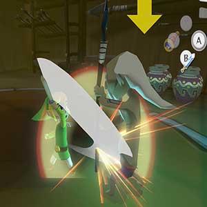The Legend of Zelda The Wind Waker HD Wii U Characters