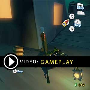 The Legend of Zelda The Wind Waker HD Wii U Gameplay Video