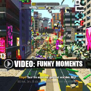 The LEGO NINJAGO Movie Video Game Funny Moments