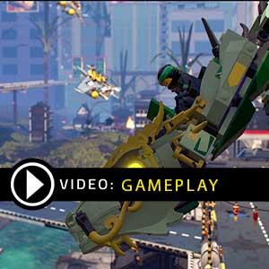 The LEGO NINJAGO Movie Videogame Gameplay Video