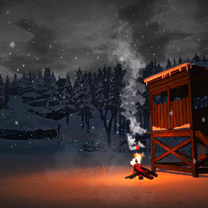 The Long Dark Game Environment