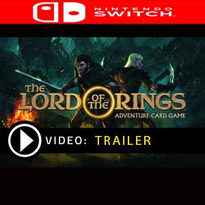 The Lord of the Rings Adventure Card Game Nintendo Prices Digital or Box Edition