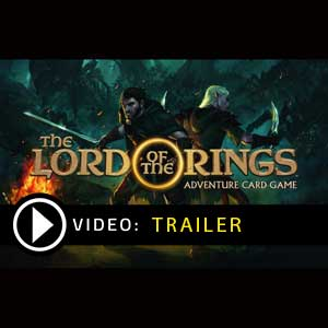 Comprar The Lord of the Rings Adventure Card Game CD Key Comparar Precios