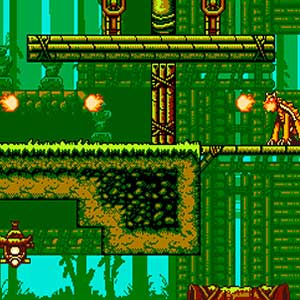 acrobatic gameplay